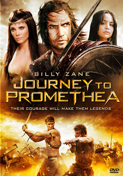 Poster de Journey to Promethea