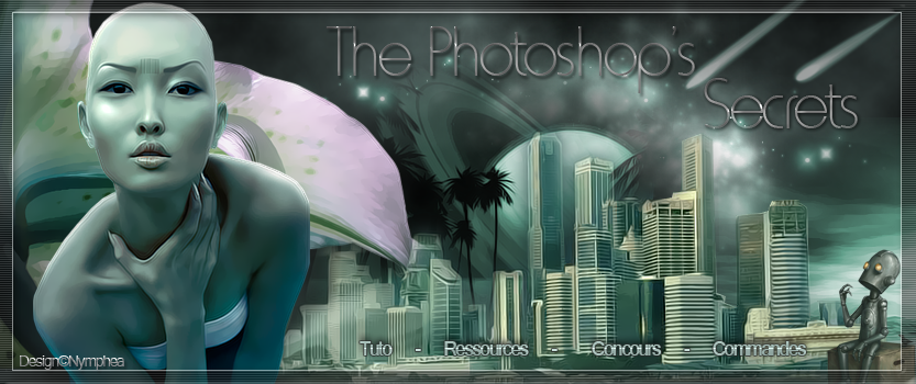 Photoshop Secrets By ~Nymphe@~ Index du Forum