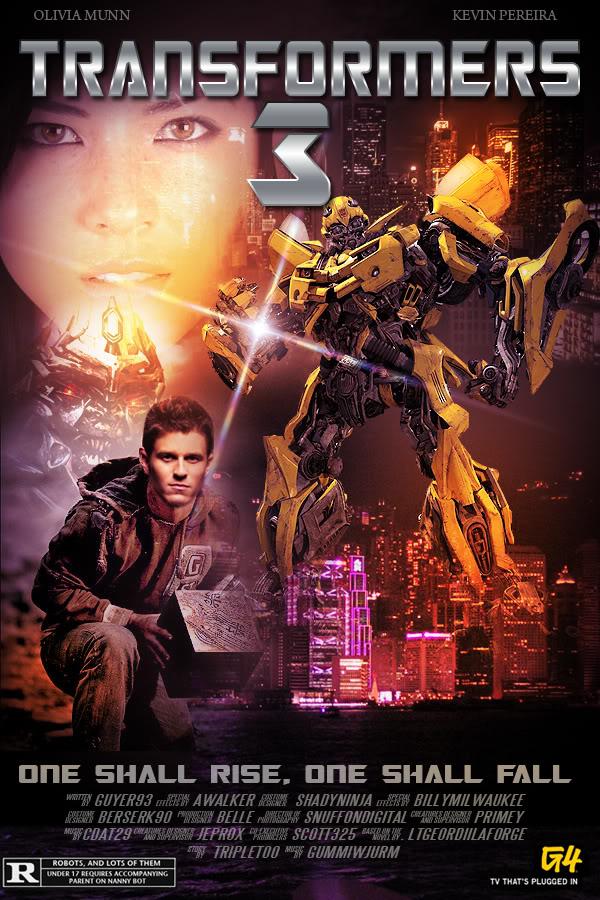 Transformers 3 online y gratis