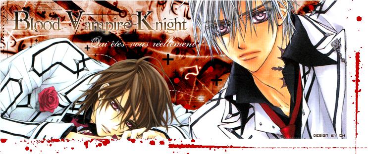Vampire Knight Land Index du Forum