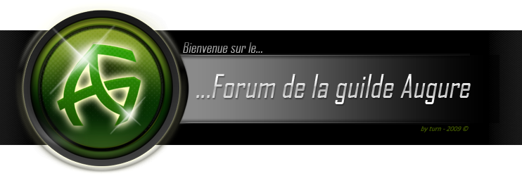 Augure Index du Forum