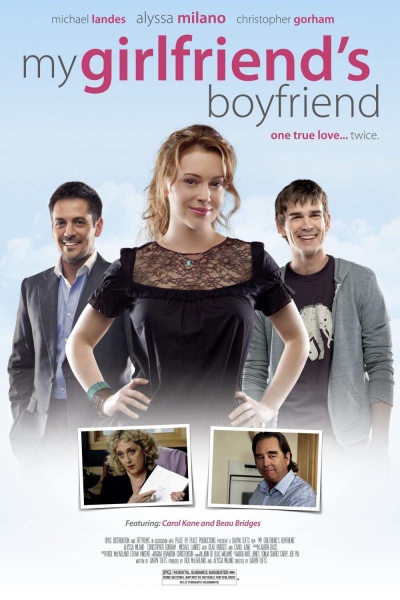Poster de El novio de mi novia