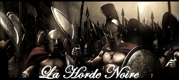Alliance La Horde Noire Index du Forum