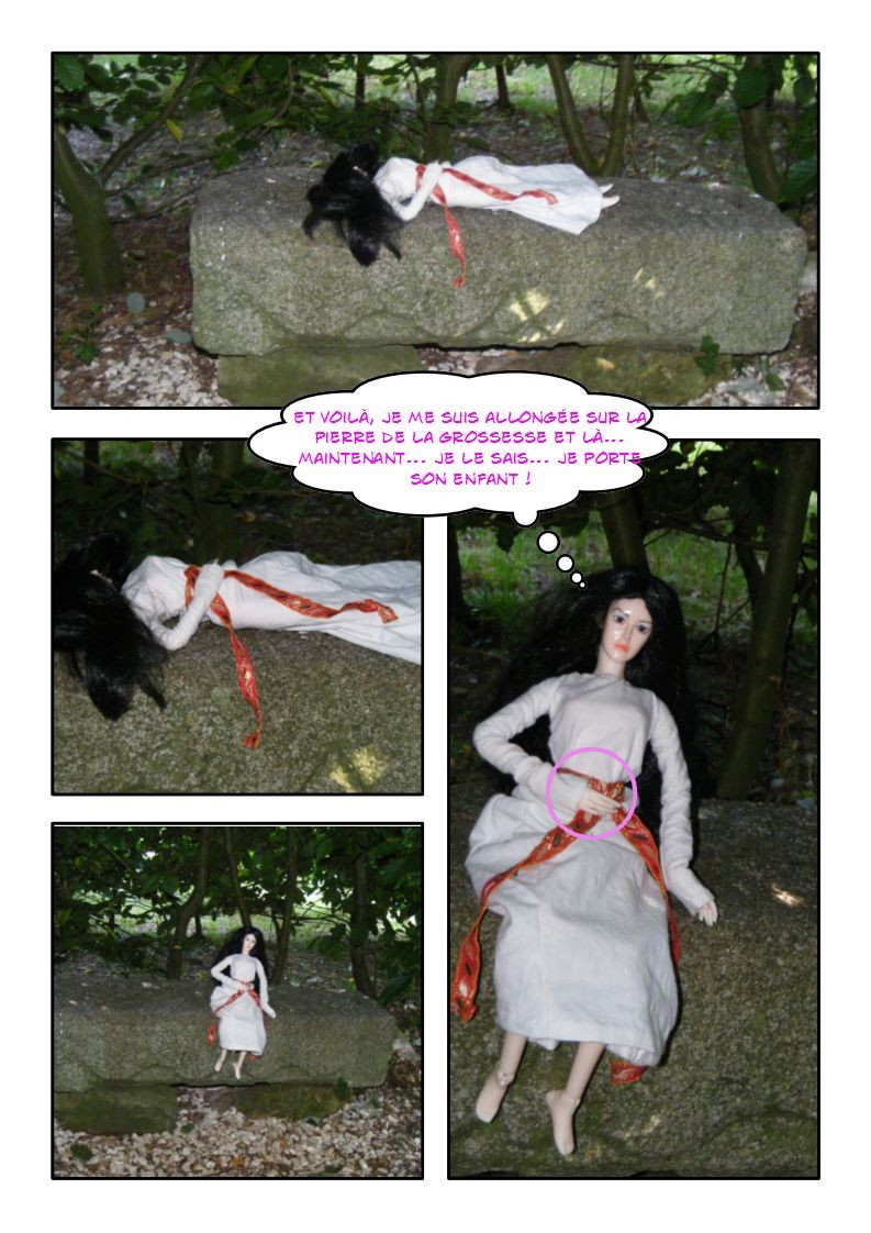 [Fashion Doll Diana] Aenor - La vie d'une Dame du Moyen-Age Anciens-dieux-ii-1dc7b81