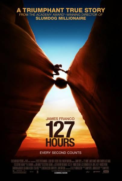 Poster de 127 hours