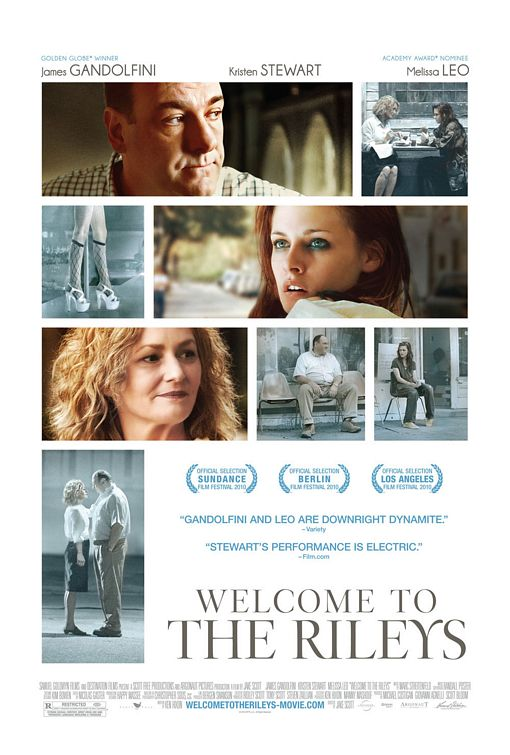 Poster de Welcome to the Rileys
