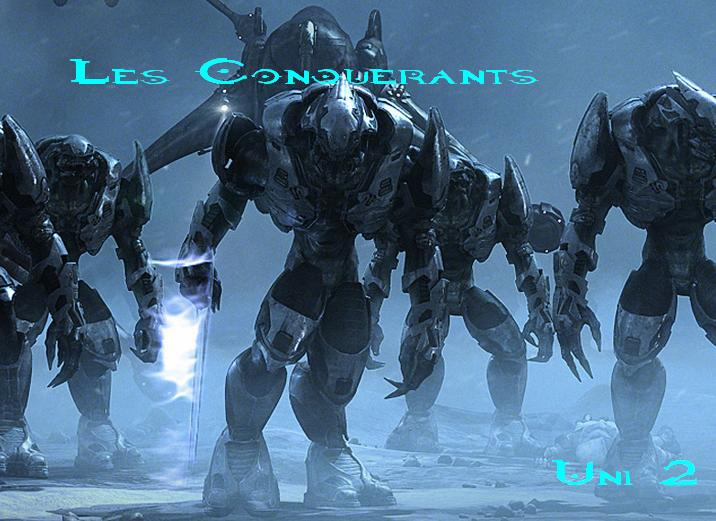 les conquerants - Evolution Index du Forum