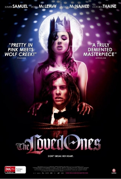 Poster de The Loved Ones