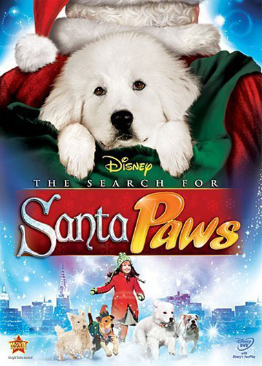 Poster de The Search for Santa Paws