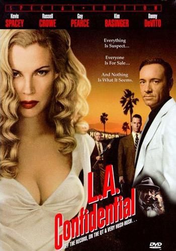 Poster de LA Confidential