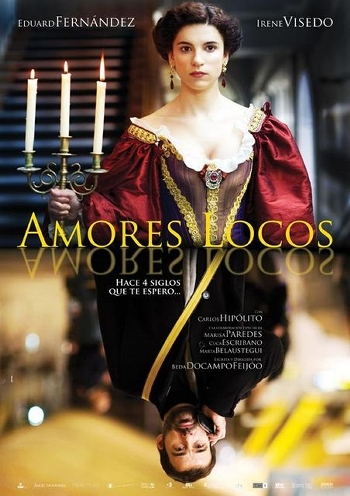 Poster de Amores locos