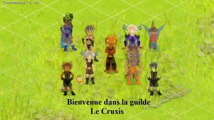 Le-cruxis Index du Forum