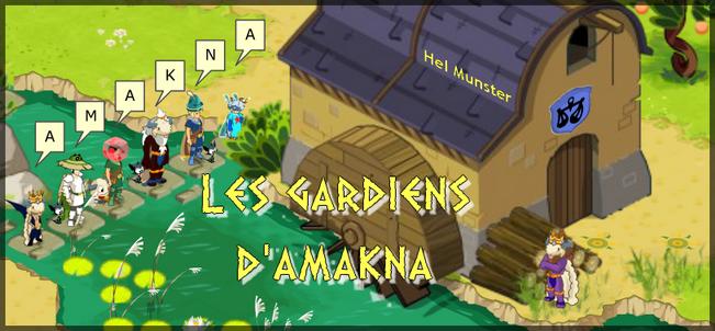 Les Gardiens d'Amakna