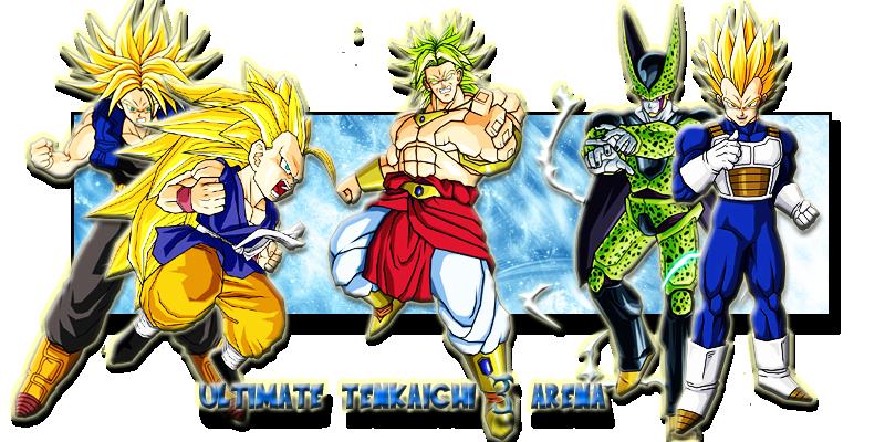 Ultimate Tenkaichi 3 Arena! Index du Forum