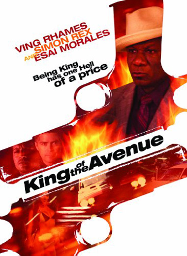 Poster de King of the Avenue