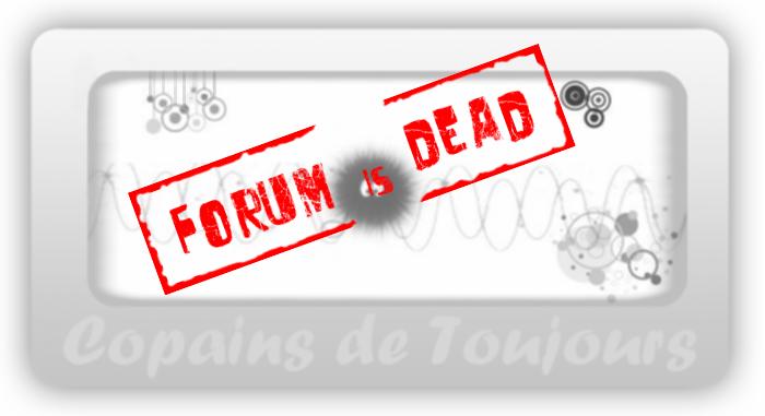 Copains de toujours Index du Forum