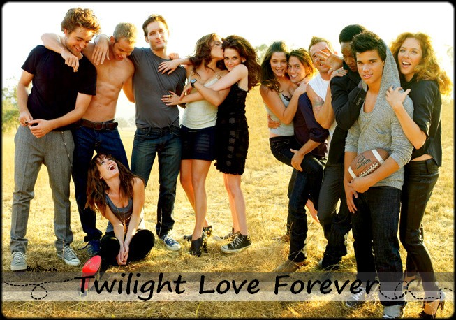 Twilight forever Index du Forum