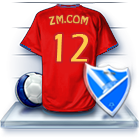 Camiseta Málaga CF para avatar 2-1c89357