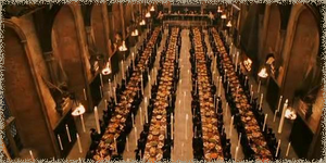 Cole de sorcellerie harry potter for Salle a manger harry potter