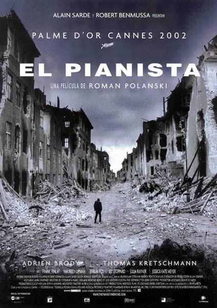 Pelicula El pianista (2002)