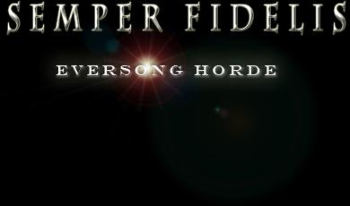 Semper Fidelis Index du Forum