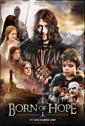 Poster de Born to Hope