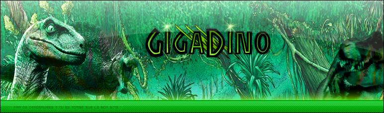 Gigadino Index du Forum